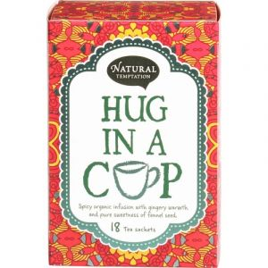 Hug in a Cup thee Natural temp